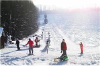 Slatinskom skijalištu rasvjeta i 600 metara staze?