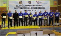 Danijel Škopec, Dražen Moslavac, Zoran Fučkar, Dijana Bičanić i Ivan Meter postali licencirani sudci po pravilima IPF-a
