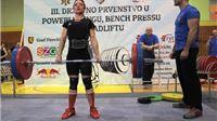 Prvenstvo Hrvatske u powerliftingu: Milijana de Mori Vojnović najjača žena Hrvatske