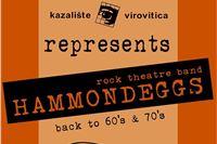 Virkas: Večeras koncert beogradskog Rock theatre banda HAMMONEGGS