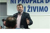 Kirin: Kome ne pašu hrvatski grb i zastava neka se gubi!