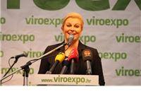 Govor predsjednice Kolinde Grabar Kitarović na otvaranju Viroexpa