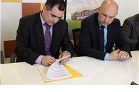 Potpisan ugovor o gradnji Drvnog centra kompetencije
