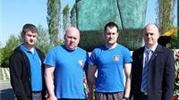 Delegacija Hrvatskog powerlifting saveza poklonila se žrtvama na vukovarskom Memorijalnom groblju