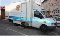Mobilni šalterski ured policije krstari županijom