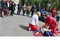Prezentacijom automatskog vanjskog defibrilatora obilježen nacionalni dan Hitne medicinske pomoći