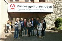 Nastavnici Industrijsko-obrtničke škole Virovitica na stručnom usavršavanju u Frankfurtu