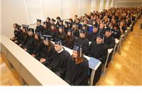 Promovirana 8. generacija prvostupnika virovitičke visoke škole