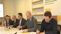 Potpisan je ugovor o izgradnji Sunčane elektrane Medinci kraj Slatine