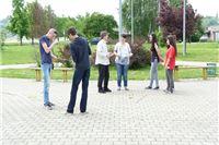 Učenici Strukovne škole Virovitica izradili sunčani sat