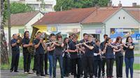 Gradska glazba Virovitica s Mažoretkinjama na Međunarodnom festivalu amaterskih puhačkih orkestara