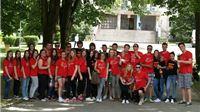 Maturanti iz Slatine veselo obilježili zadnji dan škole