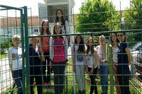 GLOBE grupa Osnovne škole Vladimir Nazor Virovitica dobila novu meteorološku postaju