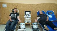 U Slatini dvije akcije dobrovoljnog darivanja krvi