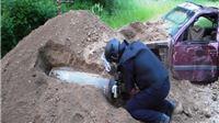 Policijska uprava virovitičko-podravska na Međunarodnoj vježbi Civilne zaštite ''MURA 2015.''
