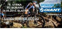 Odgođena biciklistička utrka ''XC Bunarić 2015.''