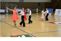 Četiri zlatne medalje plesnom centru Virovitica