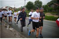 Hrvatski maratonci na 1. memorijalnom maratonu ''Kapija 2015.''