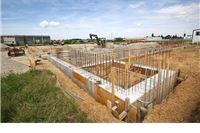 Radovi na izgradnji Panonskog drvnog centra kompetencija