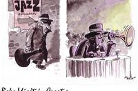 """Roki Idžojtiću posebna nagrada na Prvoj međunarodnoj izložbi karikatura u Sisku """"MIKS 2015"""""""