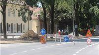Zatvoren promet na Trg kralja Zvonimira