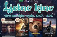 Koje filmove možete pogledati u Ljetnom kinu predstojećeg vikenda
