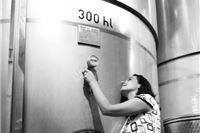 Ivana Nemet - hravtska šaptačica vinima