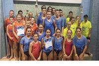 Plivački klub Virovitica osvojio prvo mjesto na igrama na vodi u Barcsu