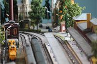 Izložba maketa Virovitica voli vlakove