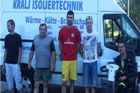 Drušvtu multiple skleroze i Udruzi osoba sa invaliditetom vrijedna donacija Njemačko-hrvatske zajednice iz Karlsruhea