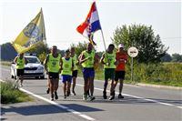 Glasnici istine – Hrvatski maratonci spojili istok i zapad županije pretrčavši 86 km