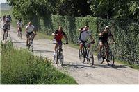 Više od 200 sudionika na prvoj županijskoj biciklijadi