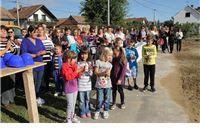 Kamen temeljac za novu zgradu škole u Bušetini