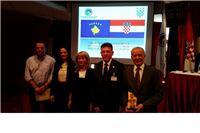 Gospodarska suradnja Hrvatske i Kosova: Milanu Vanđuri statua Kraljice na tronu, zaštitnice Prištine