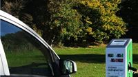 U Park prirode Papuk postavljene punionice za električne automobile