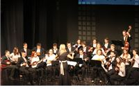 Tamburaški orkestar i Mješoviti pjevački zbor Rodoljuba na Festivalu glazbe Zagreb 2015.