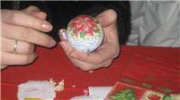 Božićna kuglica – ukras i dar!