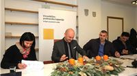 Potpisani ugovori za energetsku obnovu OŠ Petra Preradovića Pitomača i SŠ Marka Marulića Slatina
