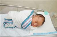 U Virovitici prva beba u 2016. rođena 1. siječnja u 12:15 sati
