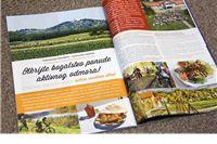 Cikloturizam Virovitičko-podravske županije predstavljen u poznatom turističkom časopisu Hot Spots