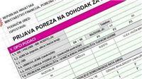 Većina poreznih obveznika nema obvezu samostalno predavati godišnju prijavu - obračun za njih rade poreznici