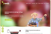 Nova usluga za razvoj domaće proizvodnje: Ulaznica farmerima u svijet interneta - aWEB