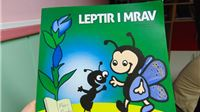 Bojanka s motivima Parka prirode Papuk i slikovnica Leptir i mrav bit će predstavljena na Dječjem odjelu virovitičke bolnice