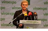 Predsjednica Kolinda Grabar-Kitarović pokrovitelj 21. Viroexpa