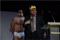 Krtitika predstave Kralj Ubu: Stvarnost luđa  od ludosti