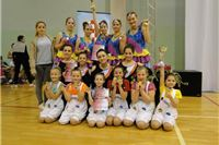 Virovitičke mažoretkinje prošle prvi krug za Europsko prvenstvo 2016.