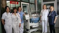 Na Odjelu za pedijatriju nabavljen novi inkubator