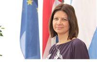 Uskršnja čestitka Ana-Marije Petin, predsjednice Županijske skupštine