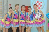 Virovitičke mažoretkinje osvojile broncu