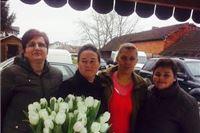 Pitomačke Forimašice u akciji Omiljeni cvijet Ane Rukavine